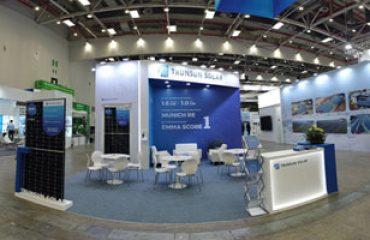 创盛光能源亮相韩国国际绿色能源展