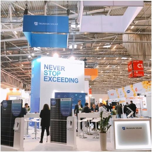 创盛光能源亮相2019欧洲Intersolar展会