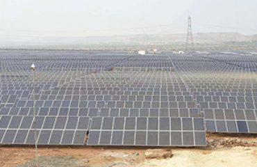 创盛为印度大型地面项目提供60MW高效多晶组件