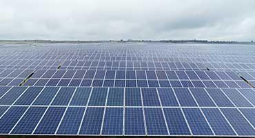创盛印度AP Solar Park 13.6MW顺利并网